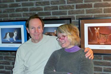 Michael and Helmi Flick